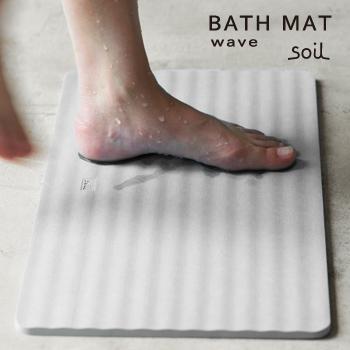 BATH MAT wave