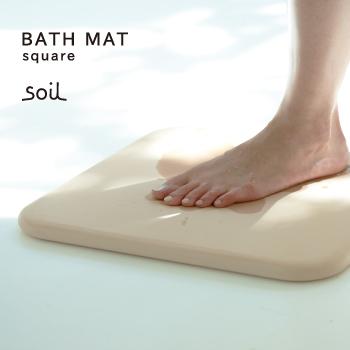 BATH MAT square
