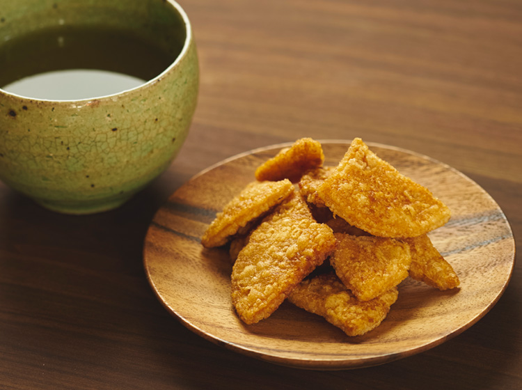江戸風味  揚げ煎餅