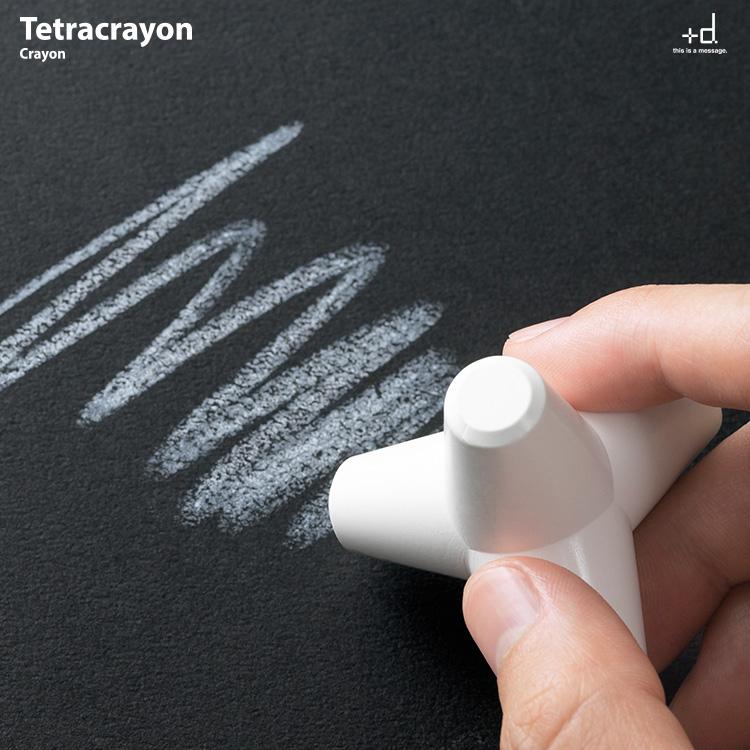 +d Tetracrayon Crayon テトラクレヨン