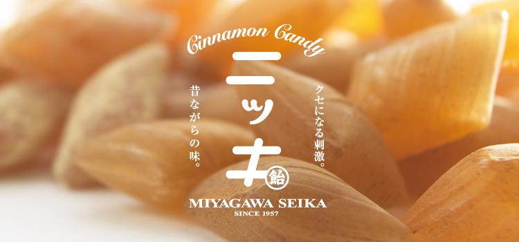 ニッキ飴 宮川製菓