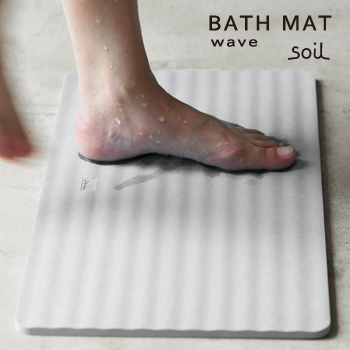 BATH MAT wave