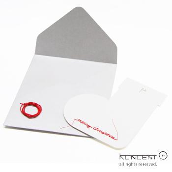 刺繍カード