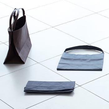 こるが らいとばっぐ すもーる 日本製 本革 香川 ルボア ruboa イッピン いっぴん 手袋