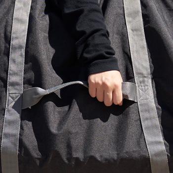 tuar ceatha トゥアル・チャッハ 持ち運べるビッグバッグ
