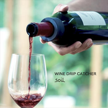WINE DRIP CATCHER