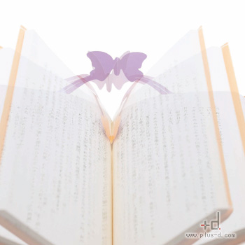 Pop Up Bookcover (ポップアップブックカバー)