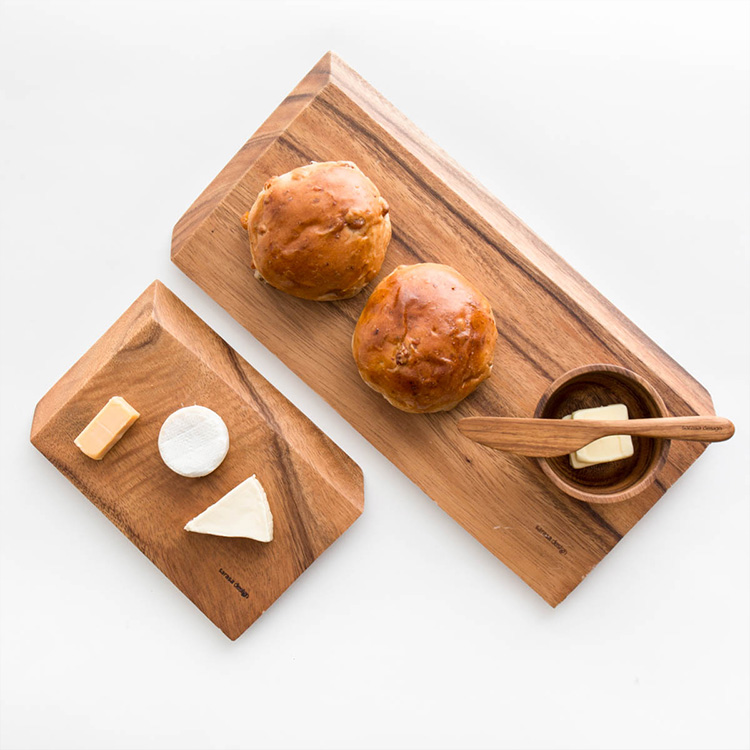 sarasa design  サラサデザイン チーク バターナイフ Teak wood Butter knife