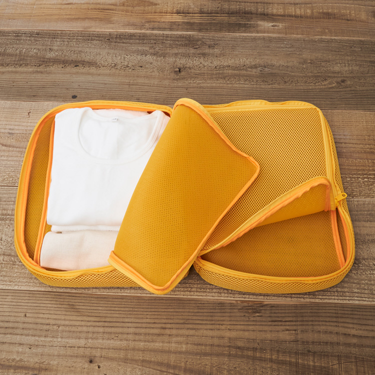 そのまま洗える 衣類仕分けポーチ 小 tuar ceatha(トゥアル・チャッハ)