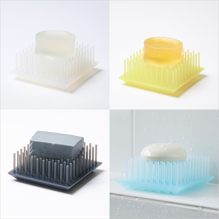 TSUNTSUN Soap Dish ツンツン ソープディッシュ
