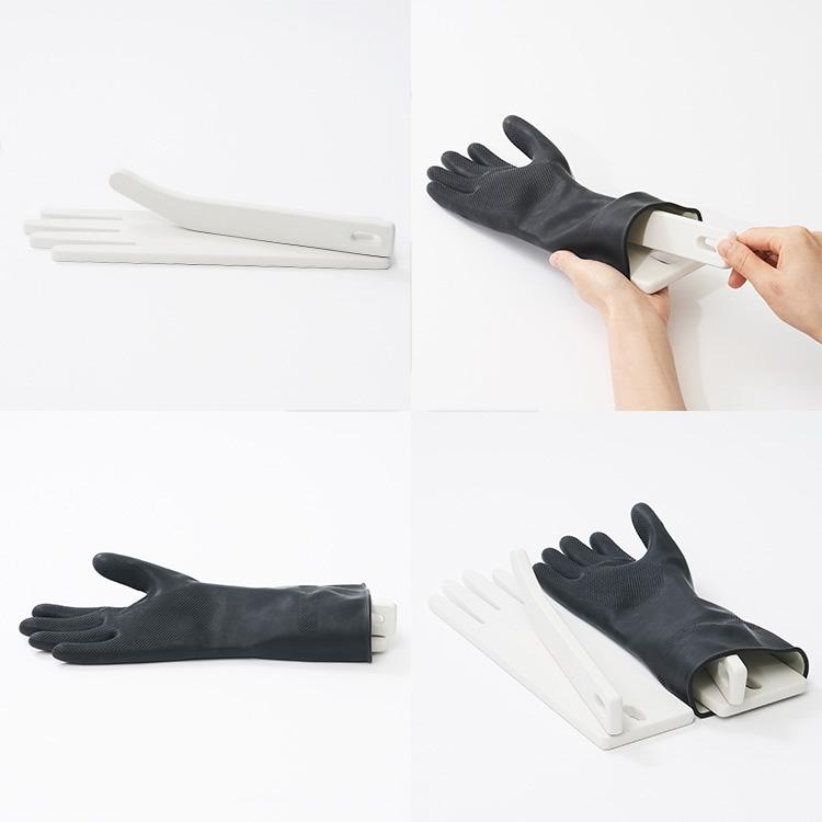 soil DRYING BOARD for glove ソイル ドライングボード フォー グローブ 手袋たて 珪藻土