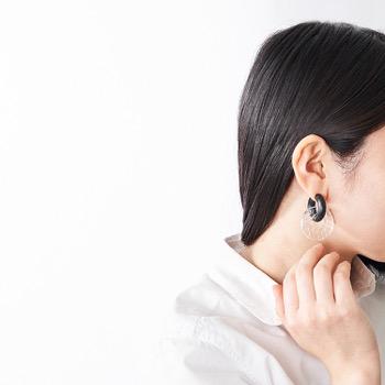 acrylic GUM EARRING 2120  アクリリック ガム イヤリング 2120