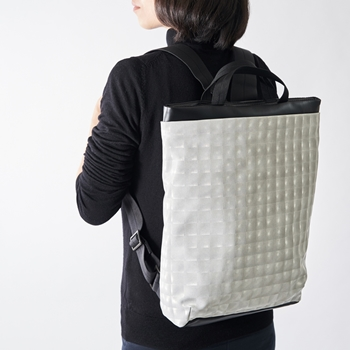 acrylic Ruckbag L  アクリリック ラックバッグ ショルダーバッグ ban シンプル クール