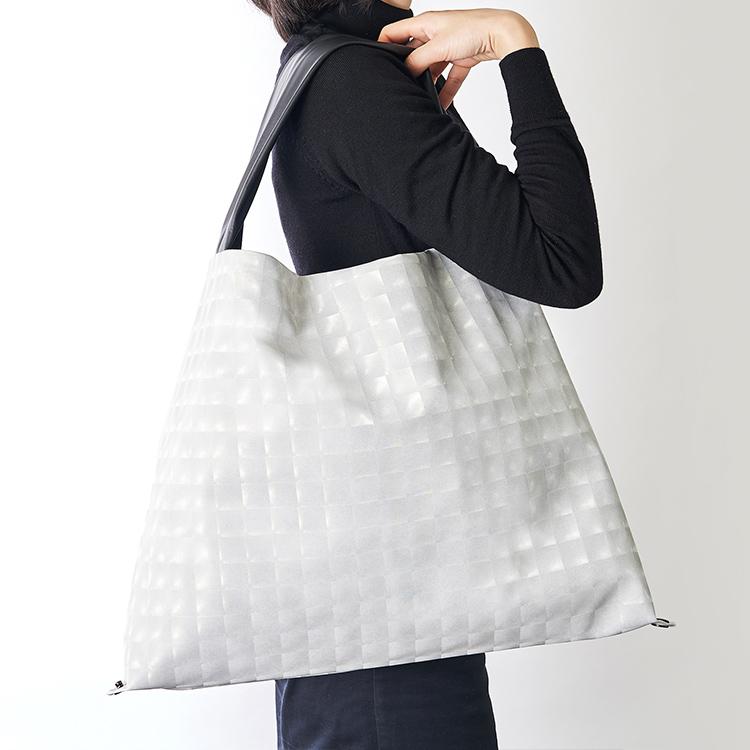 acrylic,FORME,2way,アクリリック フォルム,レンズ,renz,スイミングメッシュ, swimming,mesh,あくりりっく,バッグ,bag