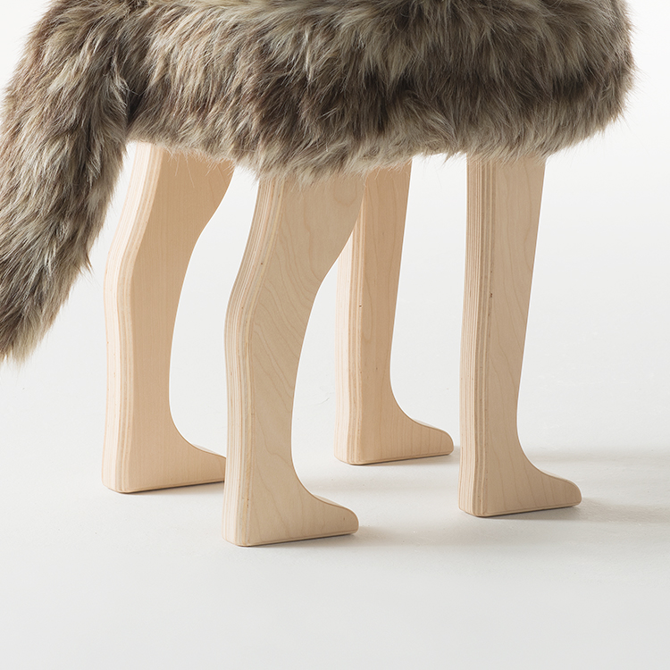 たくみこうげい あにまるすつーる 動物 どうぶつ 日本製 家具 北海道 ばんび ふぉっくす