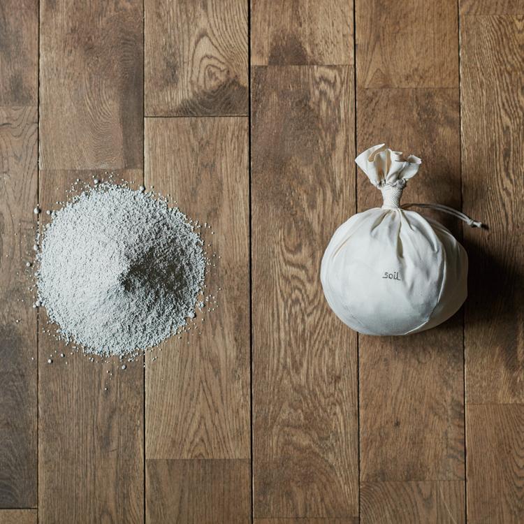 キャップパッド ソイル soil 消臭 臭い 汗 ヘルメット 帽子 キャップ ハット 珪藻土 リサイクルアッシュ