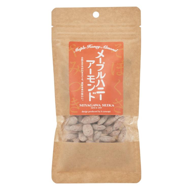宮川製菓 お菓子 アーモンド 昔ながら メープル お菓子作り 下町 宮川製菓 懐かし