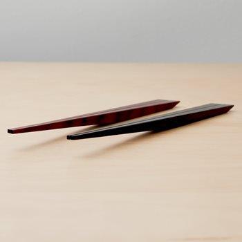 +d 木の浮き箸|箸置きがいらない箸