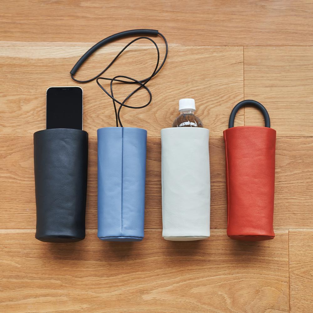 ボトルホルダー ショルダーバッグ  BAG 日本製 本革 コルガ corga ルボア ruboa 軽い 軽量 ペットボトル マイボトル 水筒