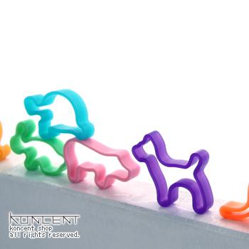 アニマルラバーバンドワイド Animal Rubber Band WIDE +d アッシュコンセプト