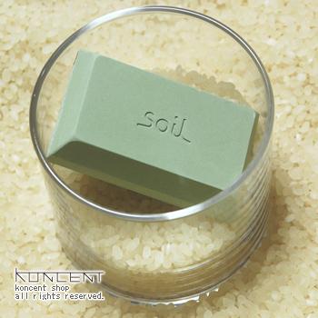 ドライングブロック ラージ soil 珪藻土